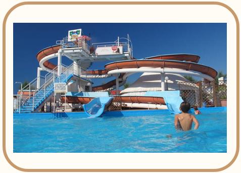 riccione hotel con piscina