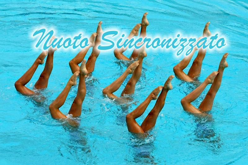 campionati nuoto sincronizzato riccione